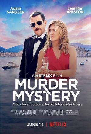 دانلود فیلم Murder Mystery 2019 با زیرنویس فارسی همراه