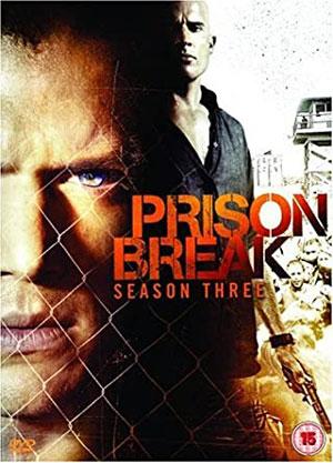 دانلود فصل 3 سریال Prison Break 2005 - 2017 با زیرنویس فارسی همراه