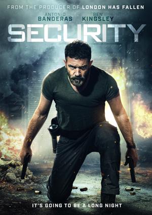 دانلود فیلم Security 2017 با زیرنویس فارسی