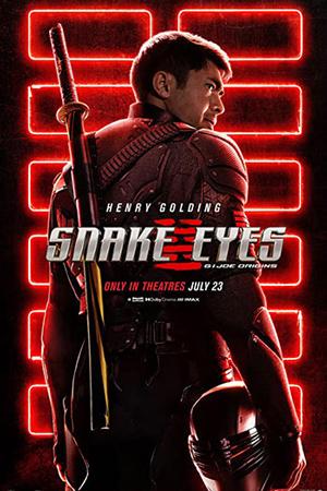 دانلود فیلم Snake Eyes: G.I. Joe Origins با زیرنویس فارسی همراه