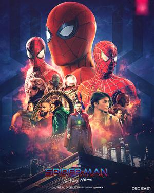 دانلود فیلم Spider-Man: No Way Home 2021 با زیرنویس فارسی همراه