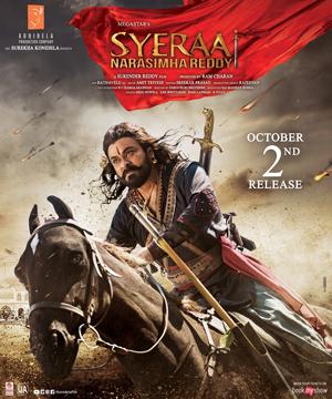 دانلود فیلم هندی اکشن Sye Raa Narasimha Reddy 2021 با زیرنویس فارسی چسبیده