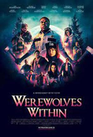 دانلود فیلم Werewolves Within 2021 با زیرنویس فارسی همراه