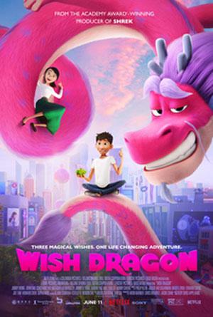 دانلود انیمیشن Wish Dragon 2021 با زیرنویس فارسی همراه