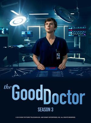 دانلود فصل سوم سریال The Good Doctor 2017 با زیرنویس فارسی همراه