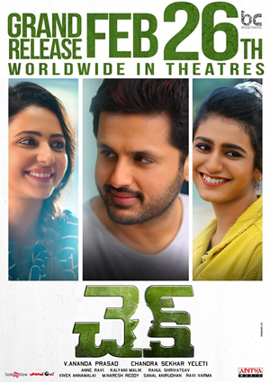 دانلود فیلم هندی Check 2021 با زیرنویس فارسی همراه