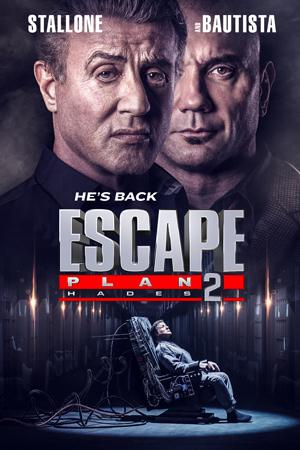 دانلود فیلم Escape Plan 2: Hades 2018 با زیرنویس فارسی همراه