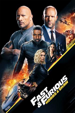 دانلود فیلم Fast & Furious Presents: Hobbs & Shaw 2019 با زیرنویس فارسی همراه