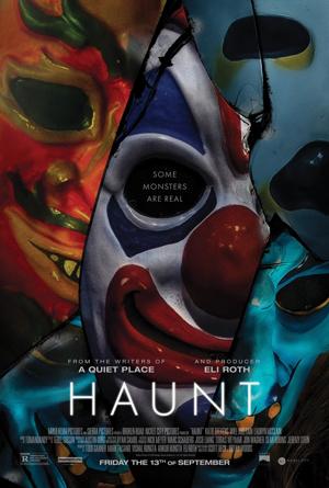 دانلود فیلم Haunt 2019 با زیرنویس فارسی همراه