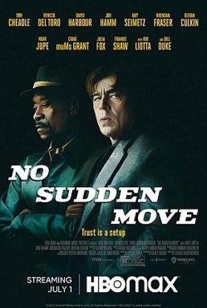 دانلود فیلم No Sudden Move 2021 با زیرنویس فارسی همراه