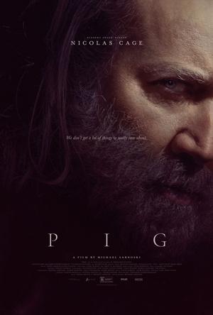 دانلود فیلم Pig 2021 با زیرنویس فارسی همراه