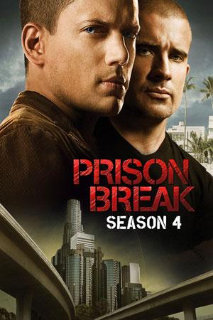 دانلود فصل 4 سریال Prison Break 2005 - 2014 با زیرنویس فارسی همراه
