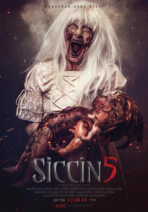 دانلود فیلم Siccin 5 2018 با زیرنویس فارسی همراه