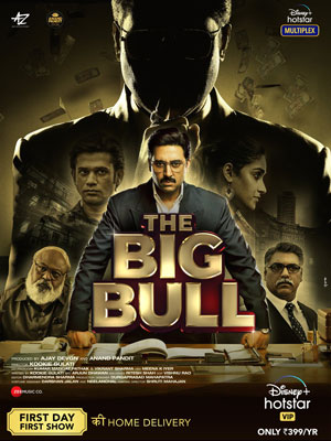 دانلود فیلم The Big Bull 2021 با زیرنویس فارسی همراه