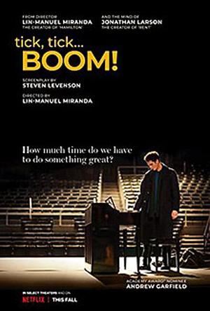 دانلود فیلم tick, tick…Boom 2021 با زیرنویس فارسی همراه