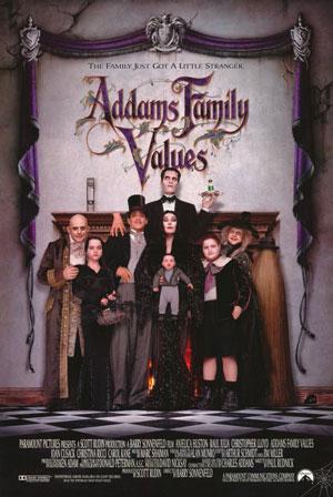 دانلود فیلم Addams Family Values 1993 با زیرنویس فارسی چسبیده