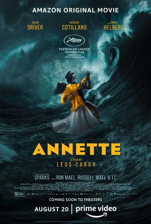 دانلود فیلم Annette 2021 با زیرنویس فارسی همراه