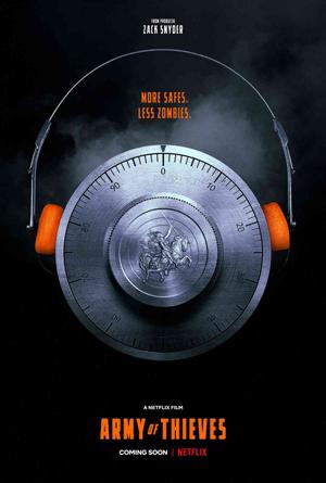 دانلود فیلم Army of Thieves 2021 با زیرنویس فارسی همراه