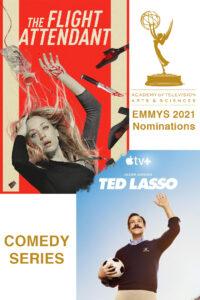 دانلود 2 سریال کمدی برتر مراسم EMMY 2021 با زیرنویس فارسی همراه
