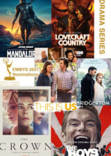 دانلود 6 سریال درام برتر در مراسم امی EMMY 2021 با زیرنویس فارسی – کاران مووی