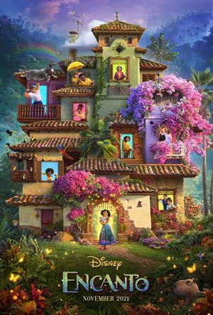 دانلود انیمیشن Encanto 2021 با زیرنویس فارسی همراه