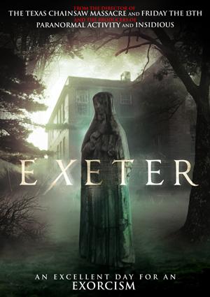 دانلود فیلم Exeter 2015 با زیرنویس فارسی همراه