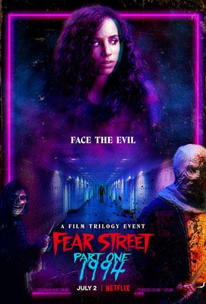 دانلود فیلم Fear Street: Part One - 1994 2021 با زیرنویس فارسی همراه