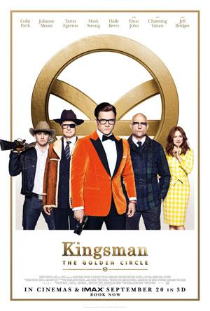 دانلود فیلم Kingsman: The Golden Circle 2017 با زیرنویس فارسی همراه
