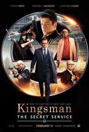 دانلود فیلم Kingsman: The Secret Service 2014 با زیرنویس فارسی همراه