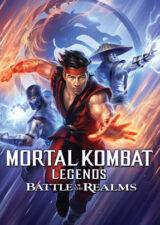 دانلود انیمیشن Mortal Kombat Legends: Battle of the Realms 2021 با زیرنویس فارسی
