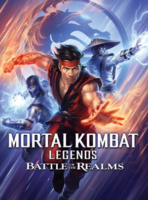 دانلود انیمیشن Mortal Kombat Legends: Battle of the Realms 2021 با زیرنویس فارسی همراه