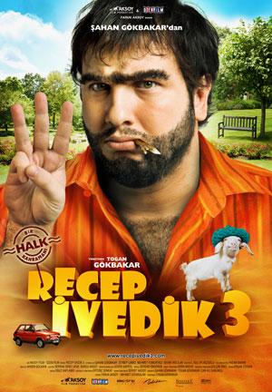 دانلود فیلم Recep Ivedik 3 2010 با زیرنویس فارسی همراه