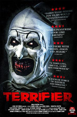 دانلود فیلم Terrifier 2016 با زیرنویس فارسی همراه
