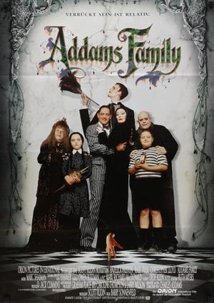 دانلود فیلم The Addams Family 1991 با زیرنویس فارسی همراه