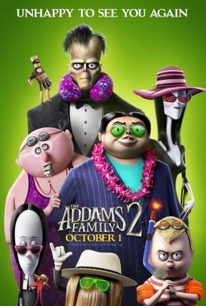 دانلود انیمیشن The Addams Family 2