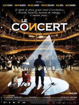 دانلود فیلم The Concert 2009 با زیرنویس فارسی چسبیده