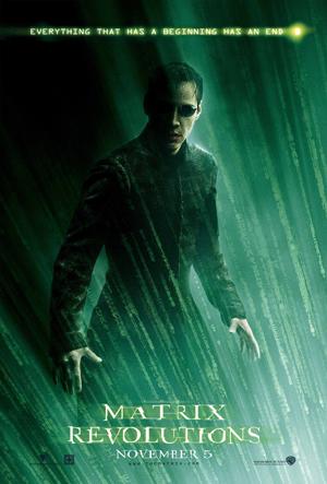 دانلود فیلم The Matrix Revolutions 2003 با زیرنویس فارسی همراه