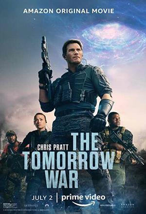 دانلود فیلم The Tomorrow War 2021 با زیرنویس فارسی همراه