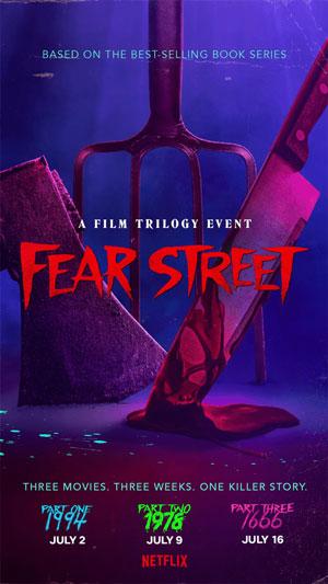 مجموعه فیلم های خیابان ترس