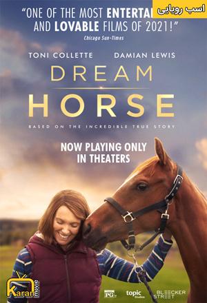 دانلود فیلم Dream Horse 2020 با زیرنویس فارسی چسبیده