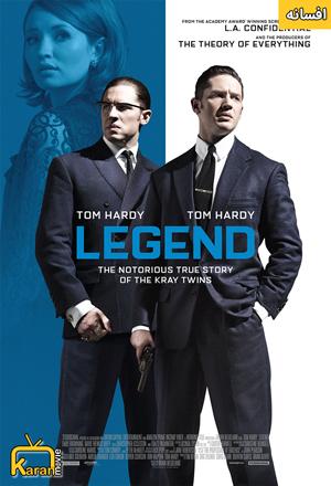 دانلود فیلم Legend 2015 با زیرنویس فارسی همراه