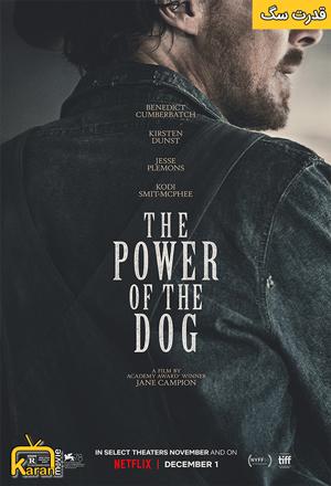 دانلود فیلم The Power of the Dog 2021 با زیرنویس فارسی همراه