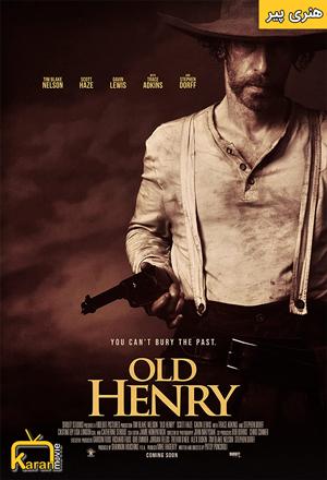 دانلود فیلم Old Henry 2021 با زیرنویس فارسی چسبیده